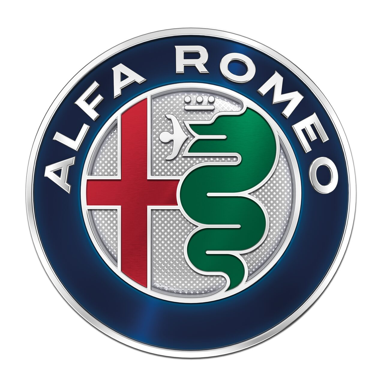 Alfa Romeo Logo (2015-Current)