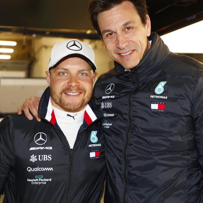 Renault interesado en Valtteri Bottas