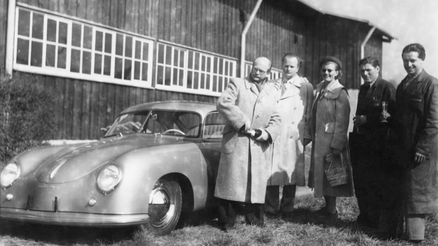 A 70 años de la entrega del primer Porsche