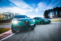 Alfa Romeo Giulia y Stelvio Quadrifoglio reciben ligeros cambios