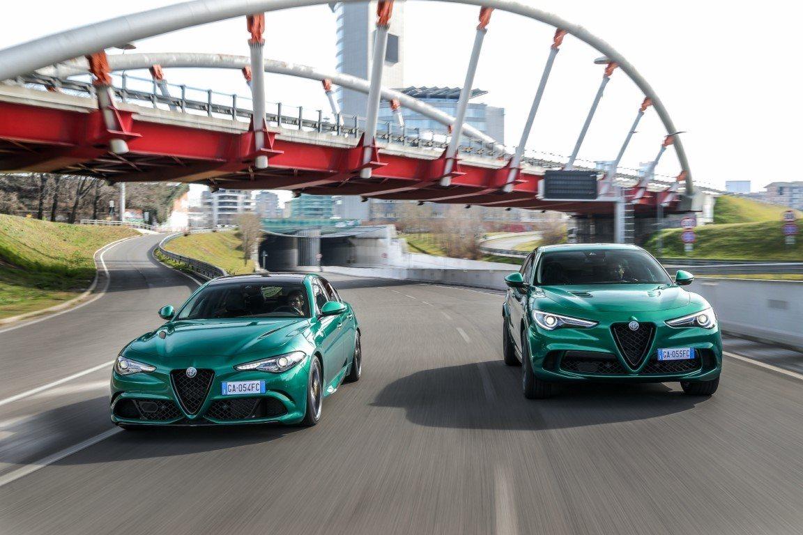Alfa Romeo, 110 años de emoción al volante