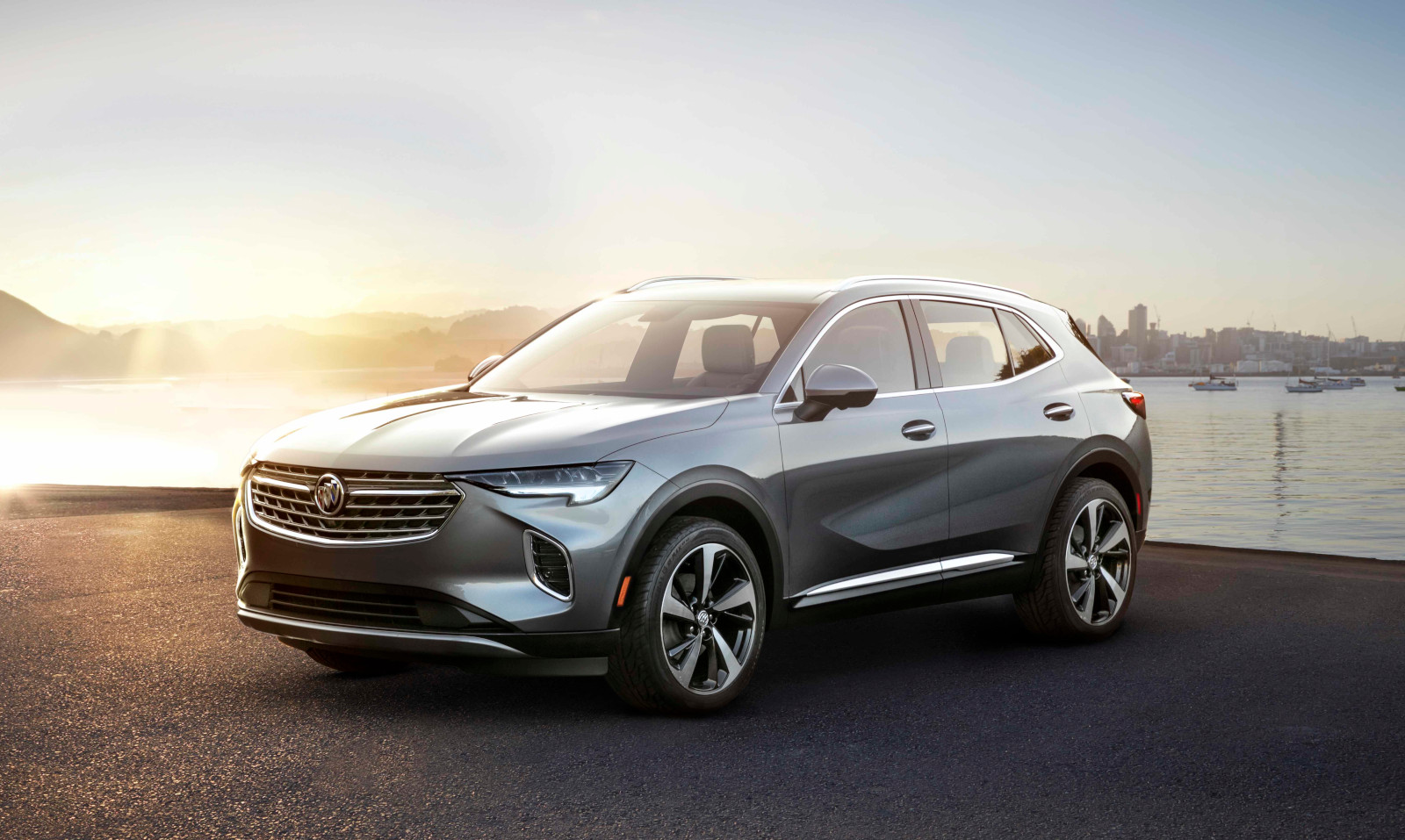Buick Envision 2021 prepara su llegada a México