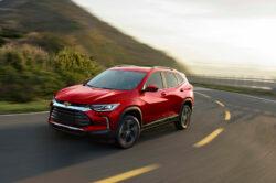 Chevrolet Tracker llegará a México