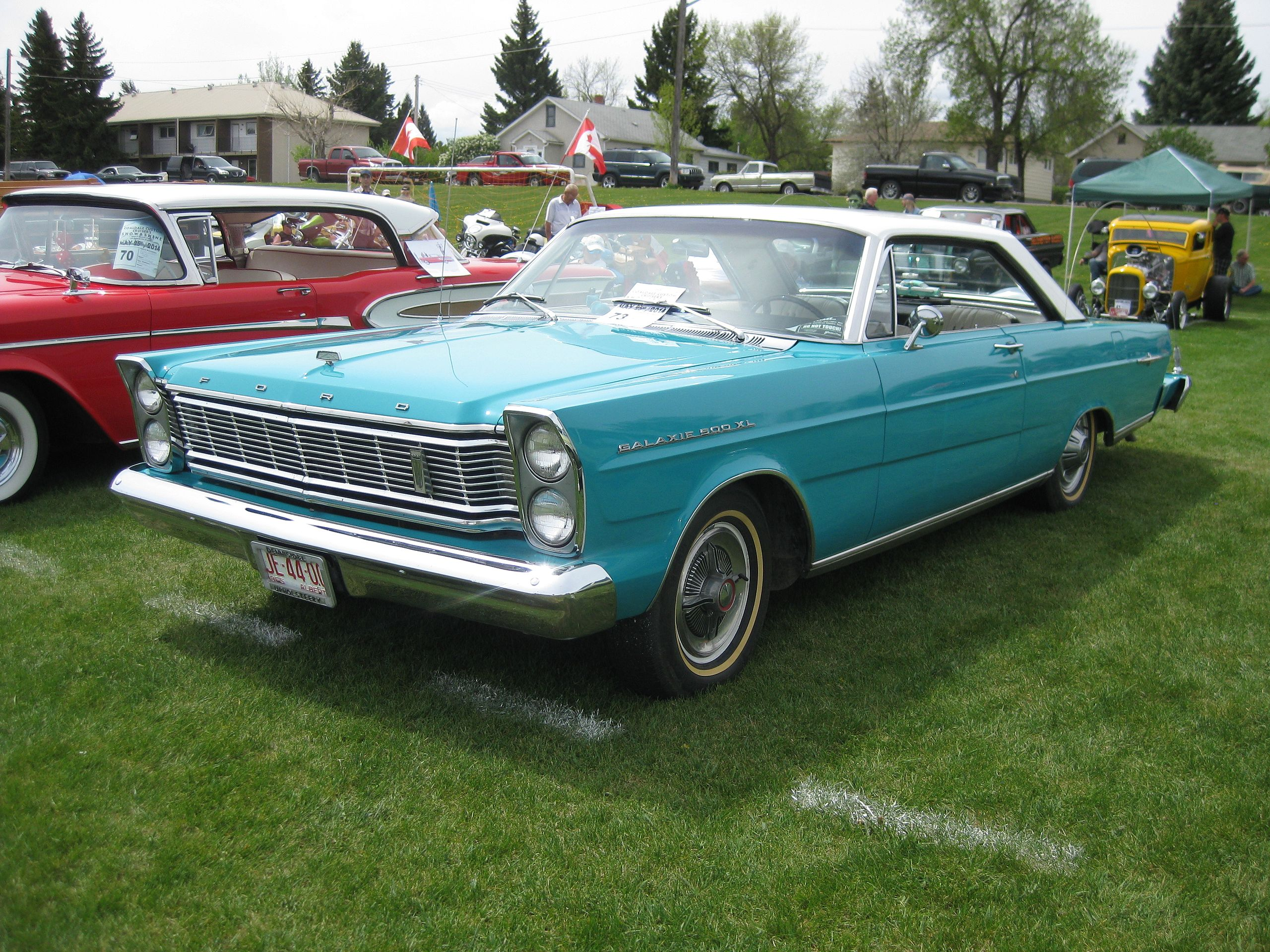 Ford Galaxie XL Convertible 1965