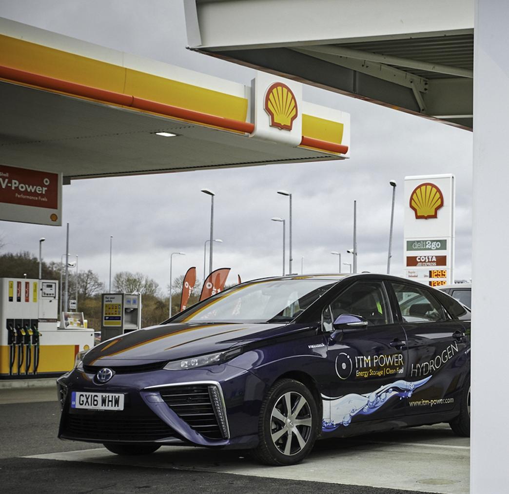 Shell se suma a la iniciativa de Hyundai México