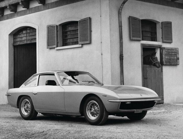 Islero de Miura Lamborghini