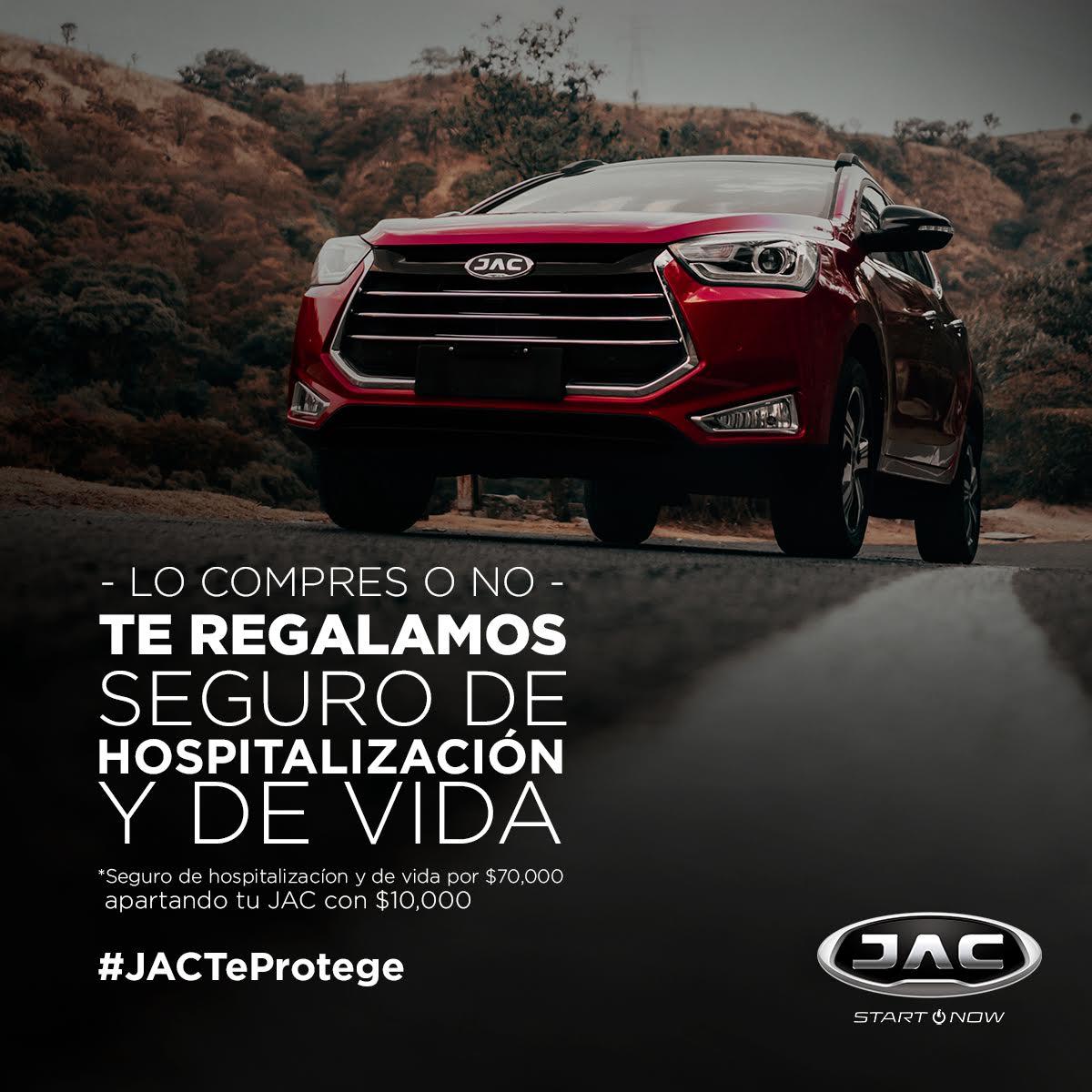 La propuesta de JAC para proteger a México