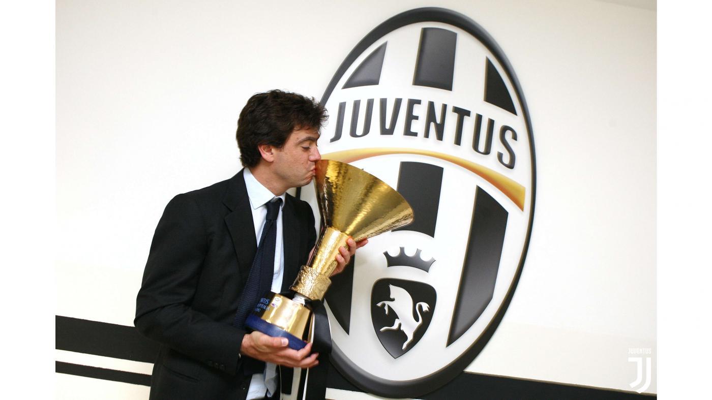 Jeep y Juventus celebran al presidente del equipo italiano