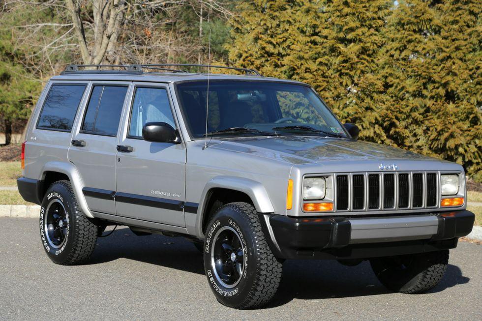 Jeep Cherokee XJ: si no está roto, no lo arregles