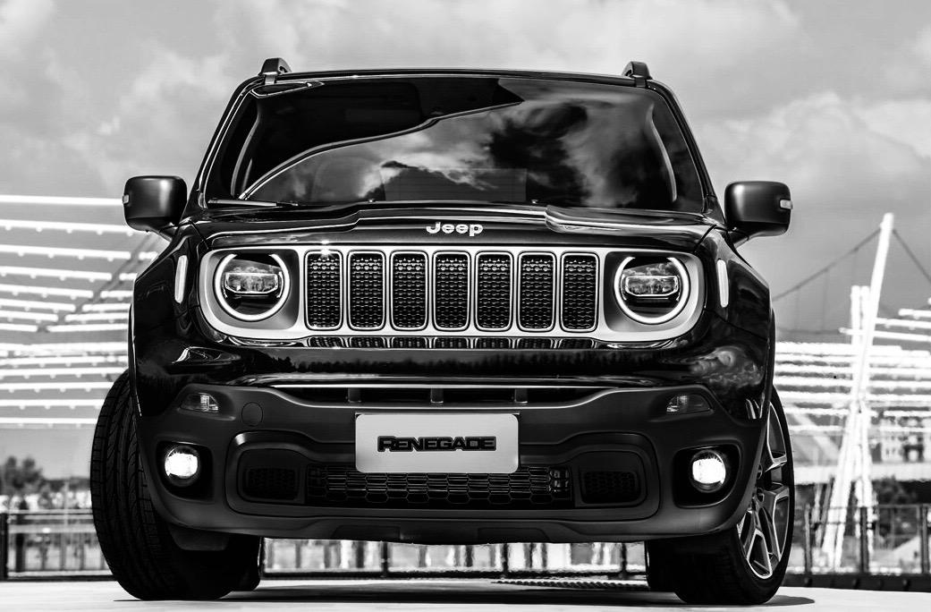 Jeep Renegade, el ingreso al mundo Jeep