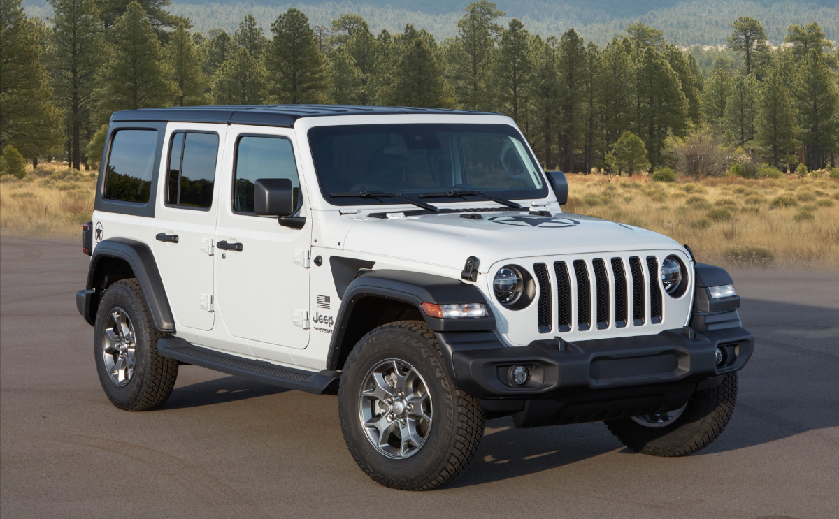 Jeep Wrangler Unlimited, más amigable con el medio ambiente