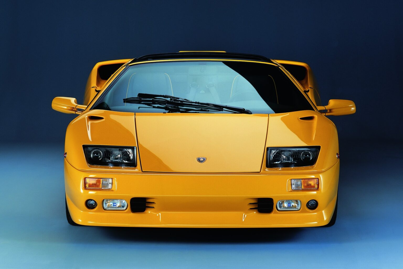 Lamborghini Diablo frente