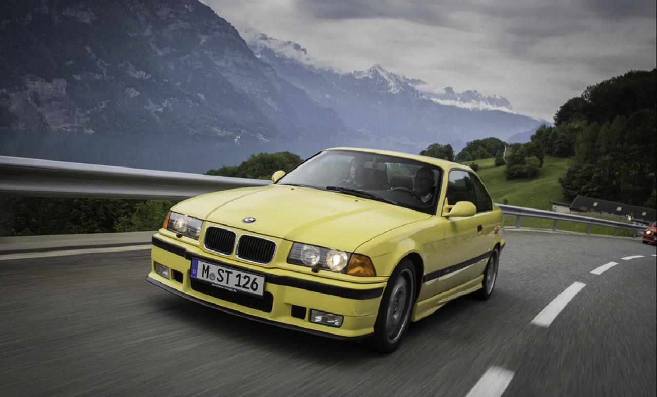 Los vehículos BMW tienen apodo