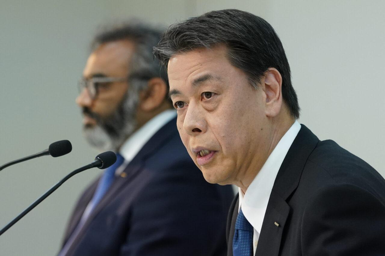 Nissan presenta un plan para crecer a fines del 2023