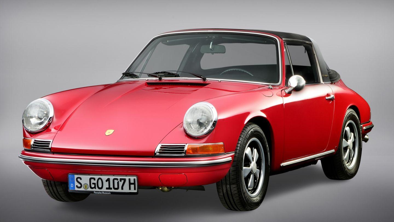 Porsche 911 Targa, una historia apasionante