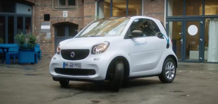 ShareNow Carsharing 1