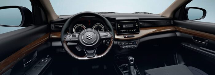 Suzuki Ertiga-2020-cabina