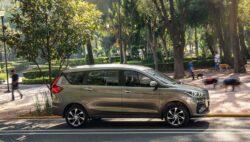 Suzuki Ertiga-2020-lateral