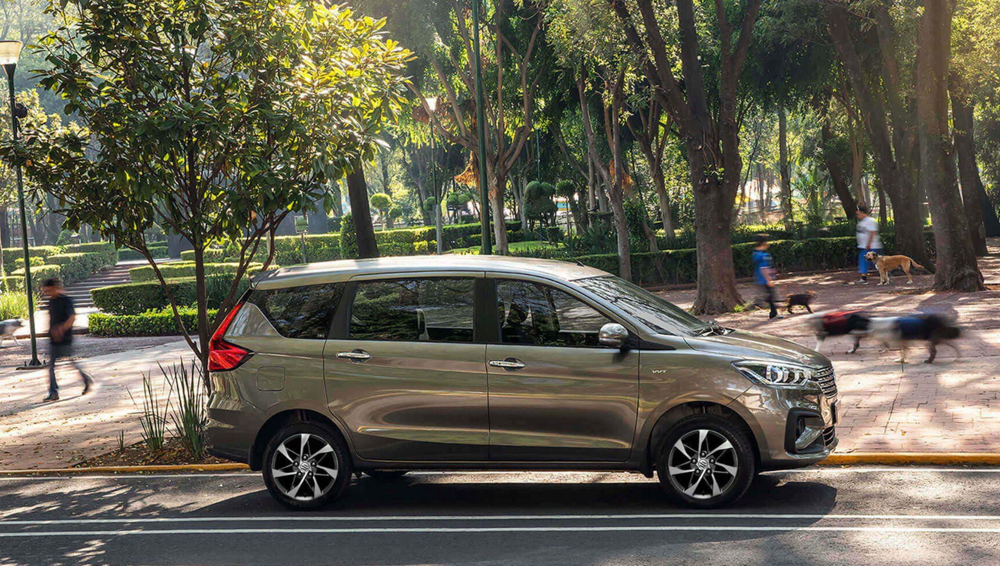 Suzuki Ertiga, ¡para la familia y más allá!