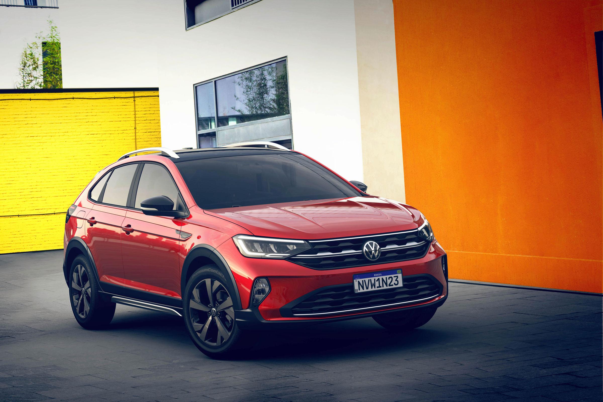 Volkswagen Nivus llegará a México el primer semestre del 2021