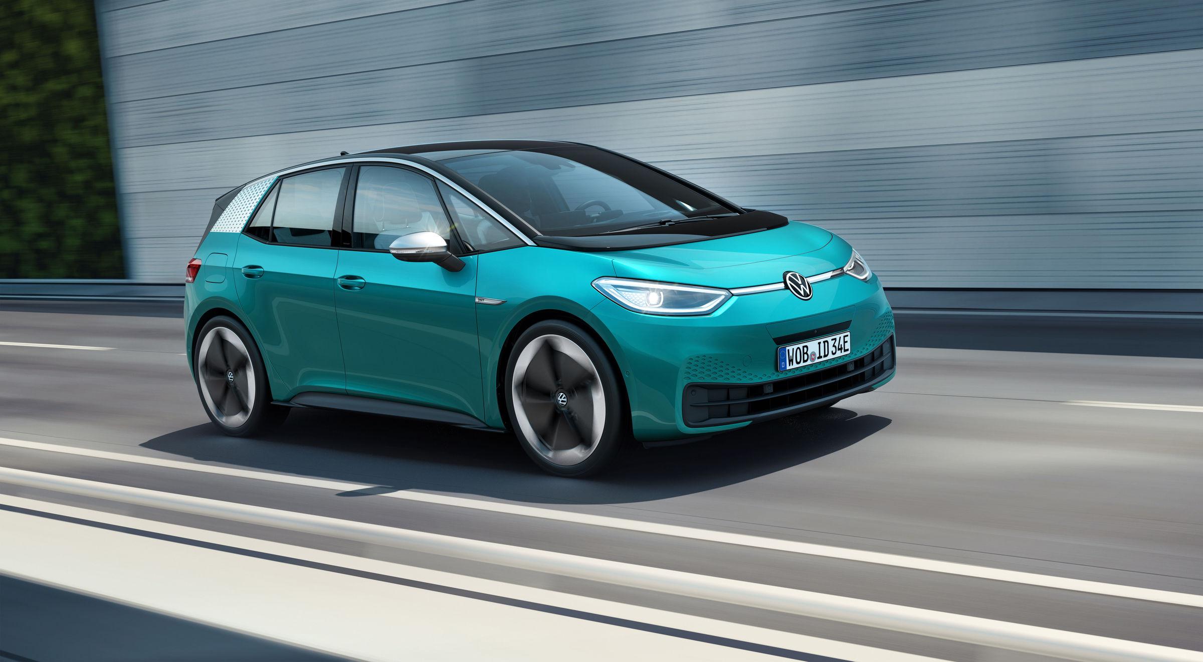 Volkswagen invierte en desarrollo de baterías