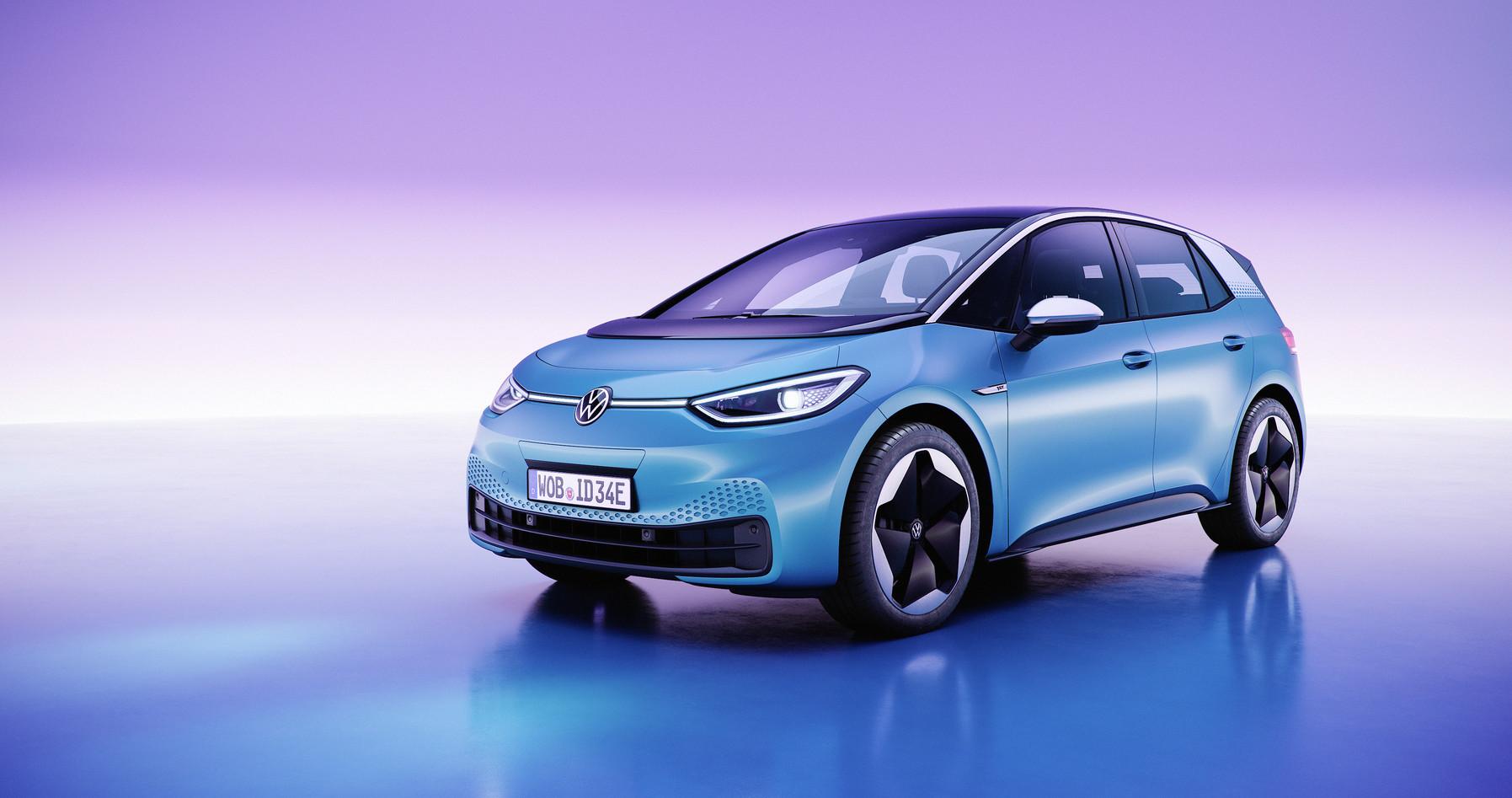 Volkswagen planea nuevo modelo de venta para eléctricos