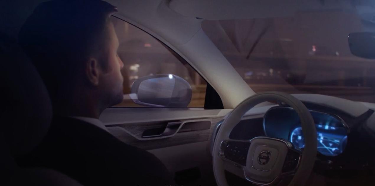 Volvo y Luminar, listos para la conducción autónoma