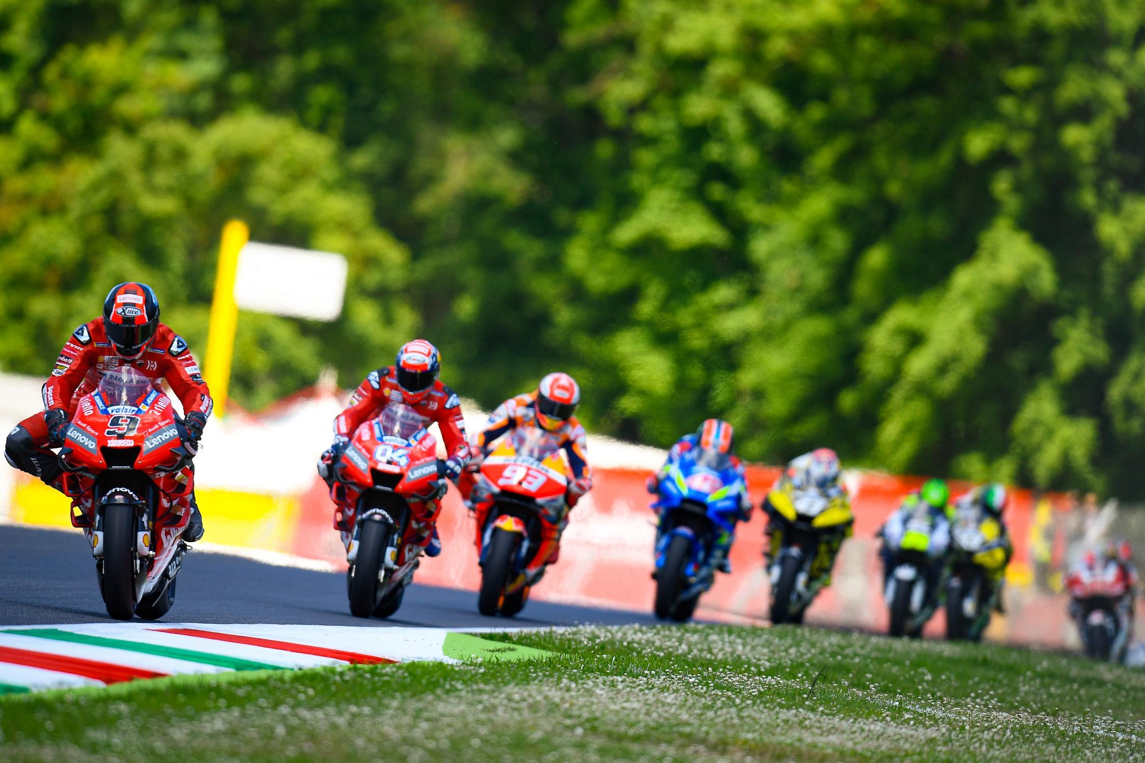 Jerez podría acoger dos fechas de MotoGP