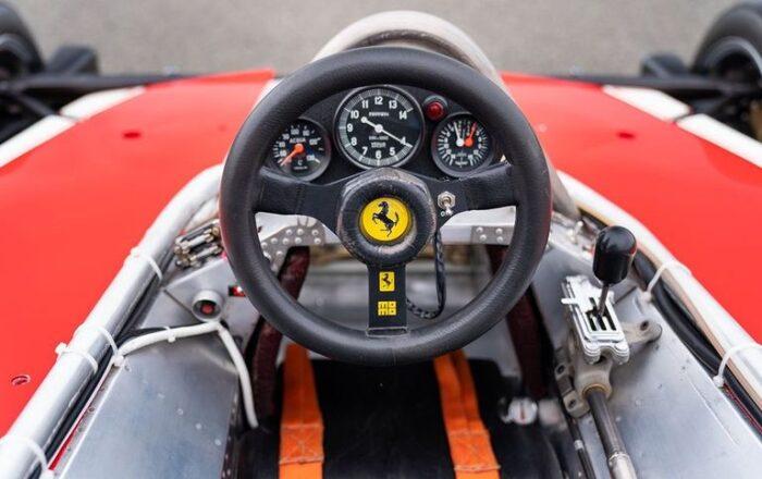 El Ferrari 312T de Niki Lauda que se vendió en 6 millones de dólares
