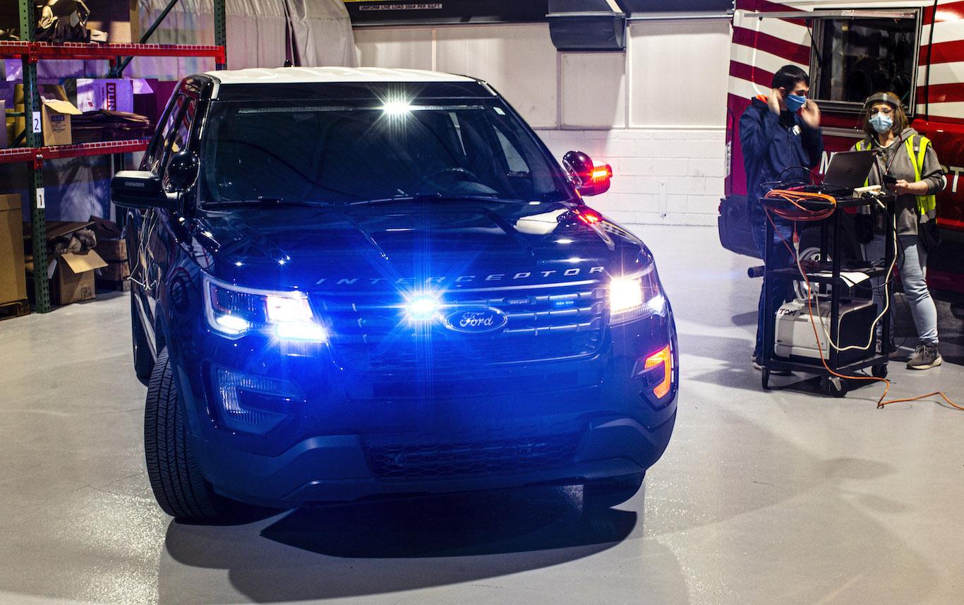 Tecnología de Ford podría neutralizar al COVID-19 dentro de los vehículos
