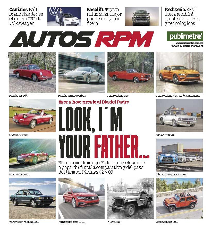 Suplemento Autos RPM 11 de junio 2020