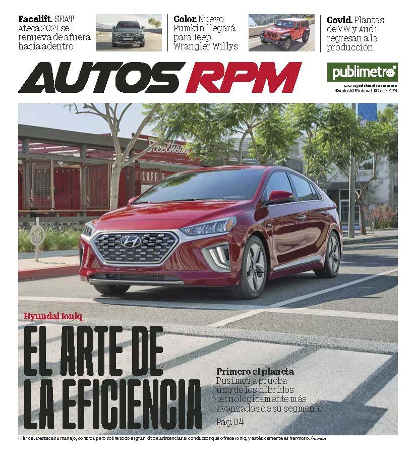 Suplemento Autos RPM 18 de junio