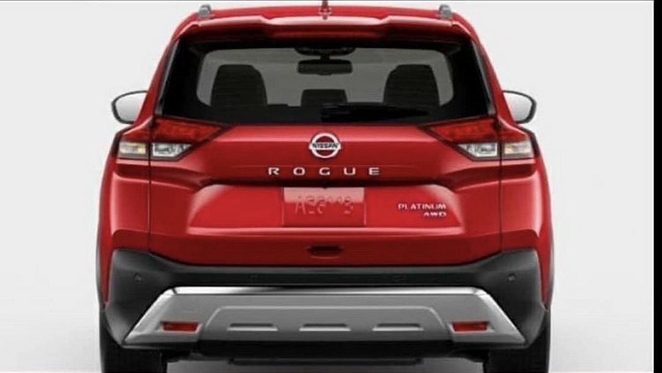 Nissan Rogue 2021, cambia de generación... ¿X-Trail eres tú?