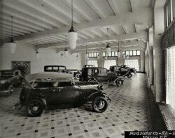 Ford cumple 95 años transformando la movilidad de México