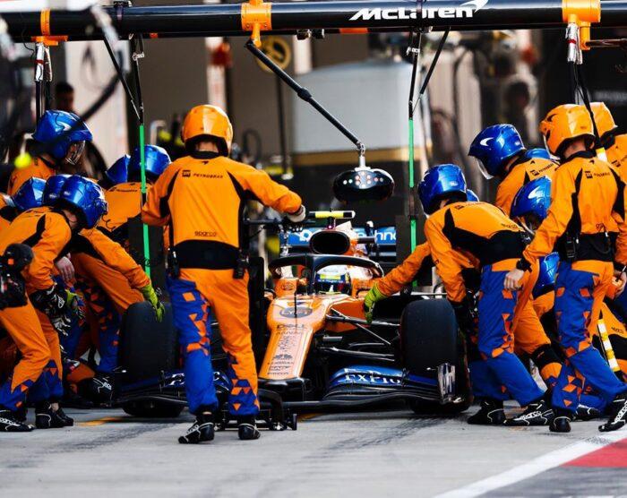 McLaren esta considerando vender parte del equipo de F1