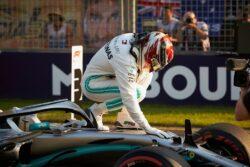La Fórmula 1 permitirá a Hamilton protestar contra el racismo en Austria