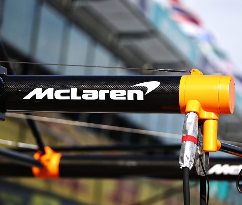 McLaren está considerando vender parte del equipo de F1