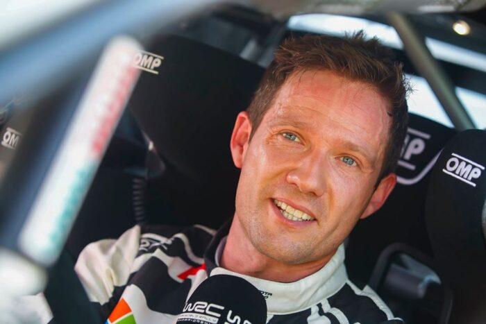 Ogier podría no retirarse este año del WRC