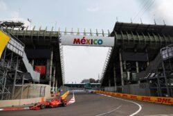 El GP de México se mantiene firme en el calendario 2020 de la F1