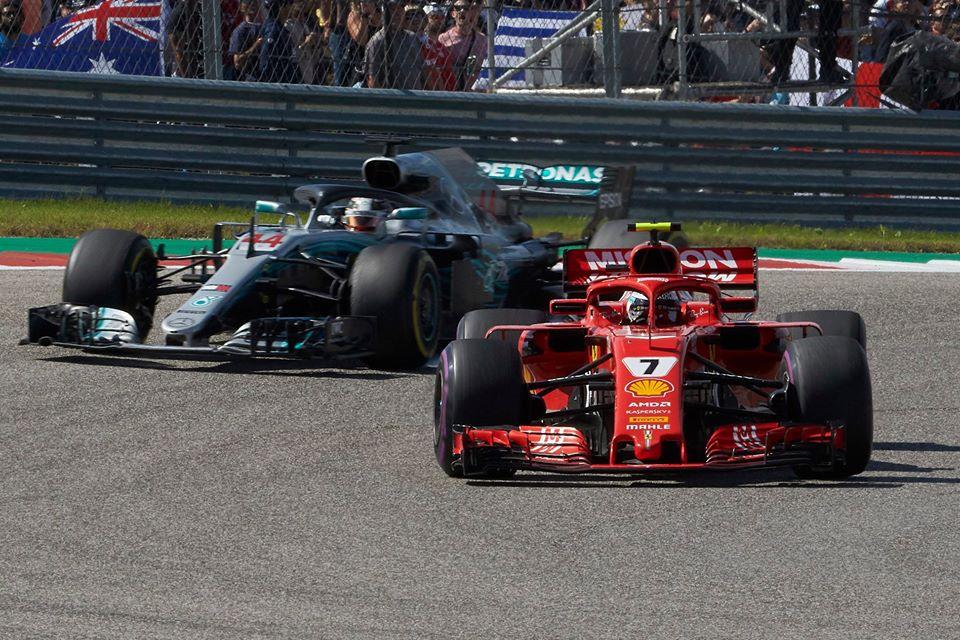 Mercedes y Ferrari se preparan para pruebas privadas