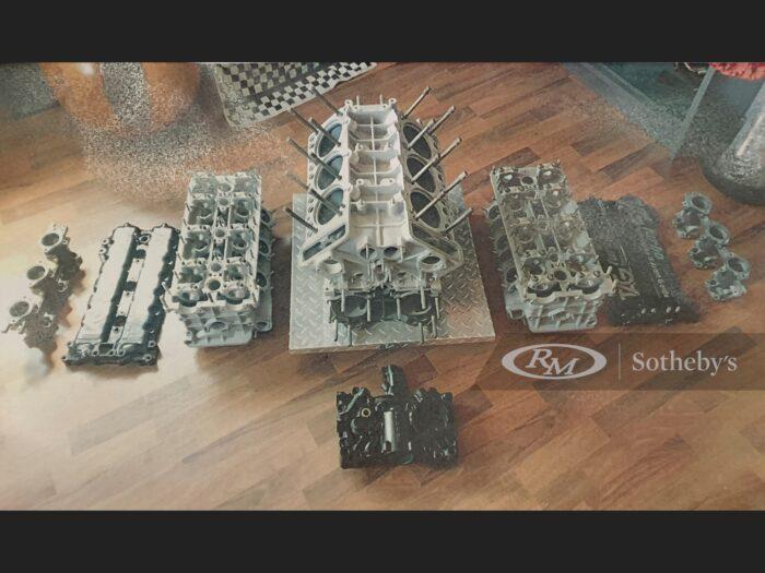 A subasta el motor TAG Turbo del McLaren de Prost
