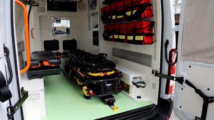 Ambulancia de Nissan, Cero Emisiones