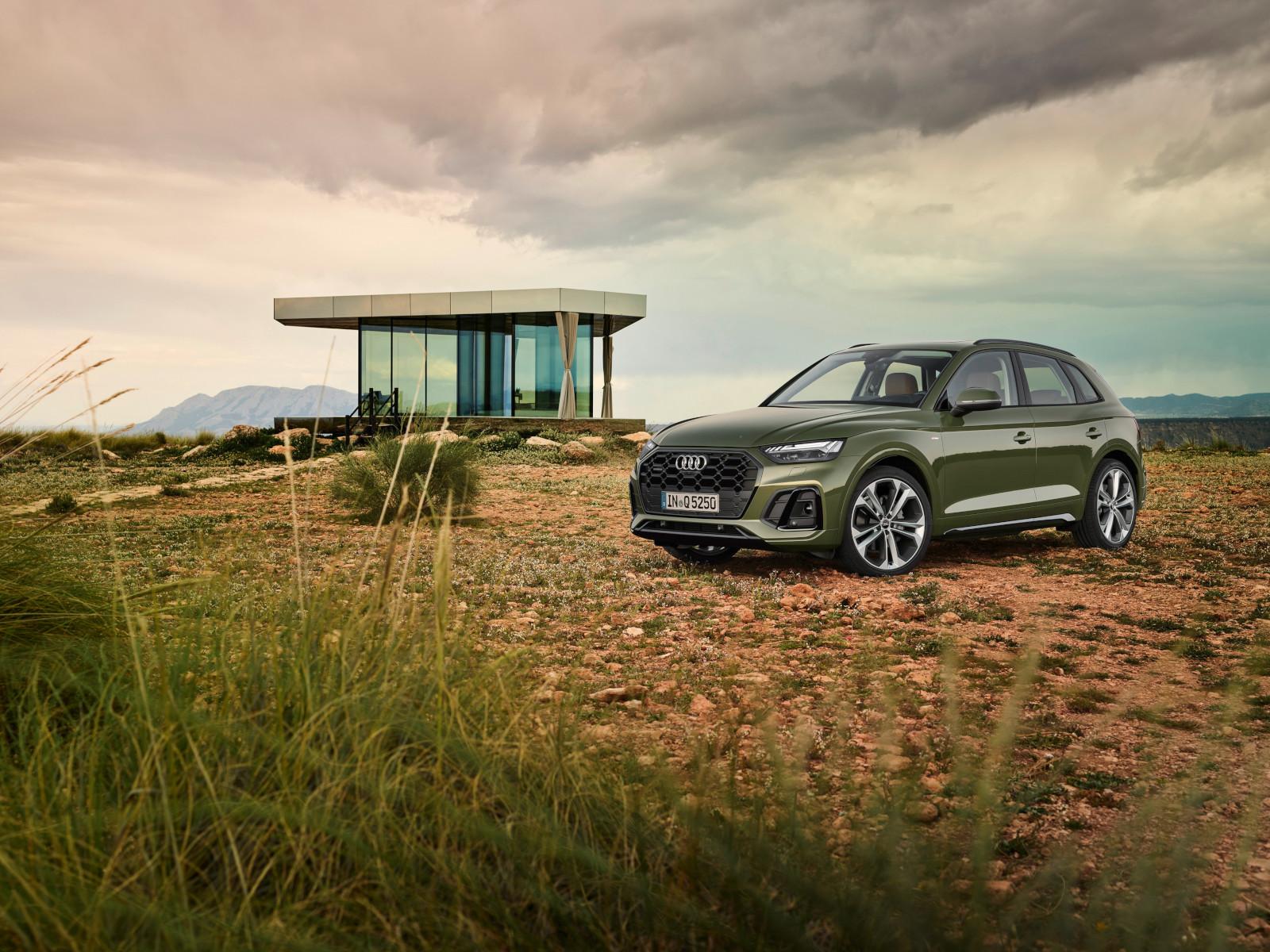 Audi Q5 se actualiza