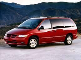 Dodge Caravan: el regalo del padre… para la madre