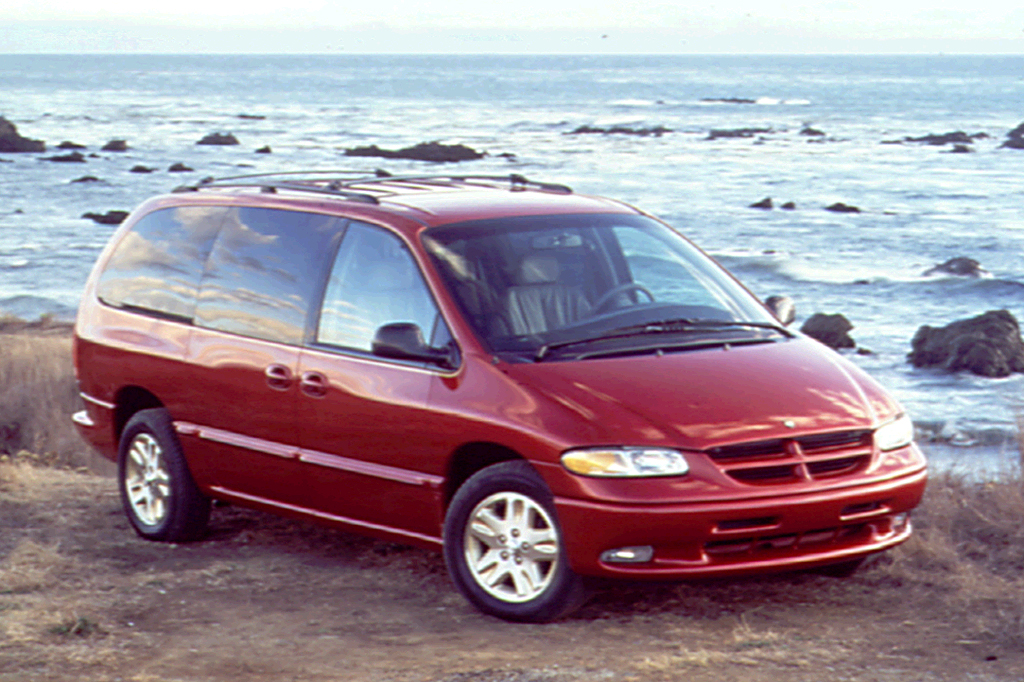 ¿Cómo cambió la minivan a la industria automotriz?