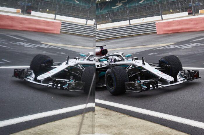 Lewis Hamilton de regreso a la acción en Silverstone