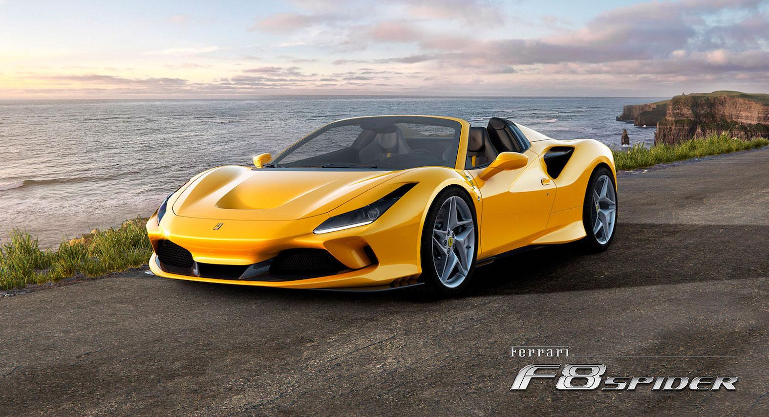 ¿Sabes cómo se compra un Ferrari?