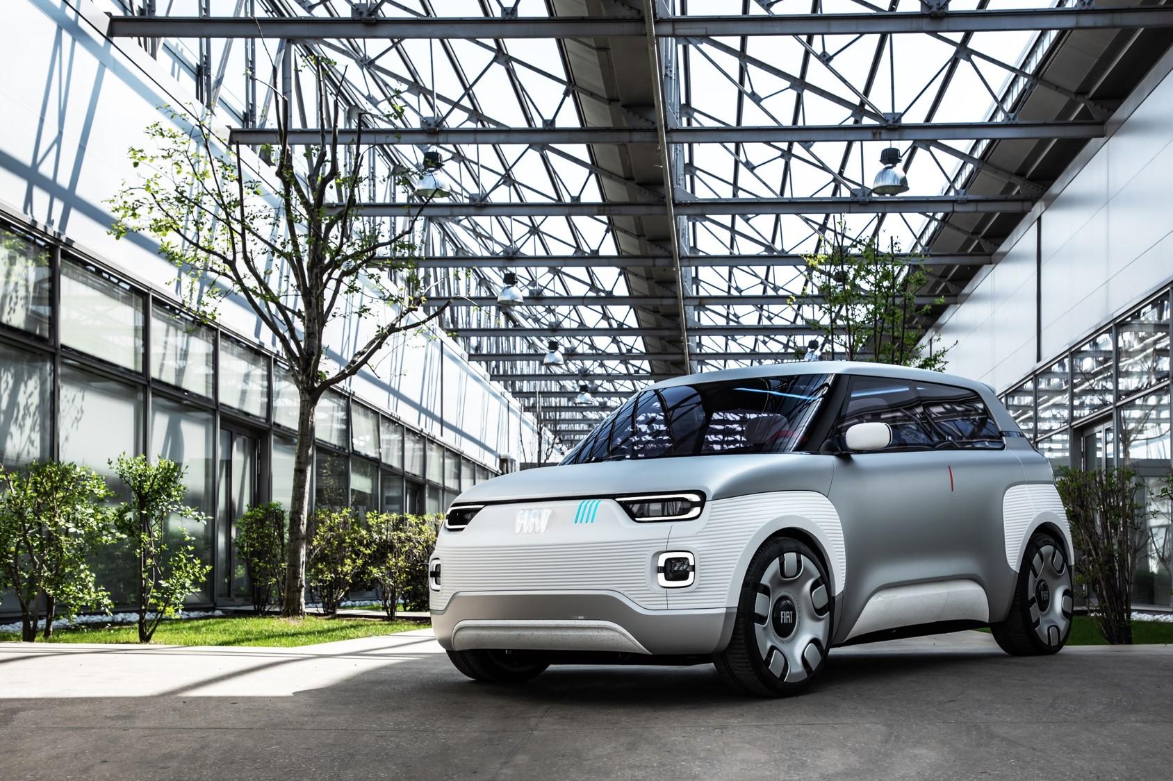 Fiat Concept Centoventi es galardonado
