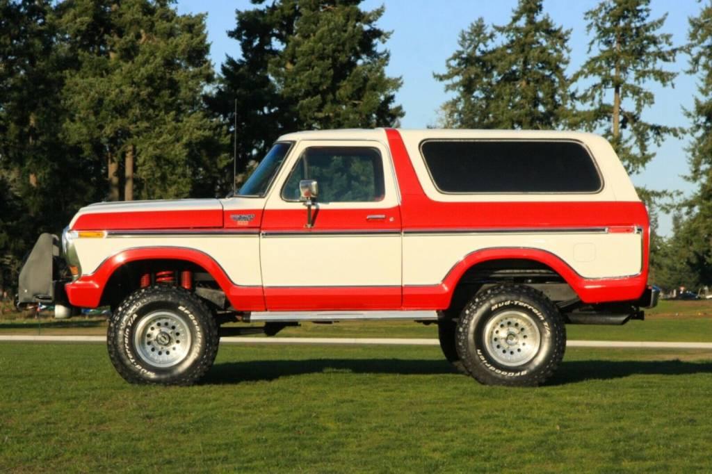 Ford Bronco: desde una pickup, con amor