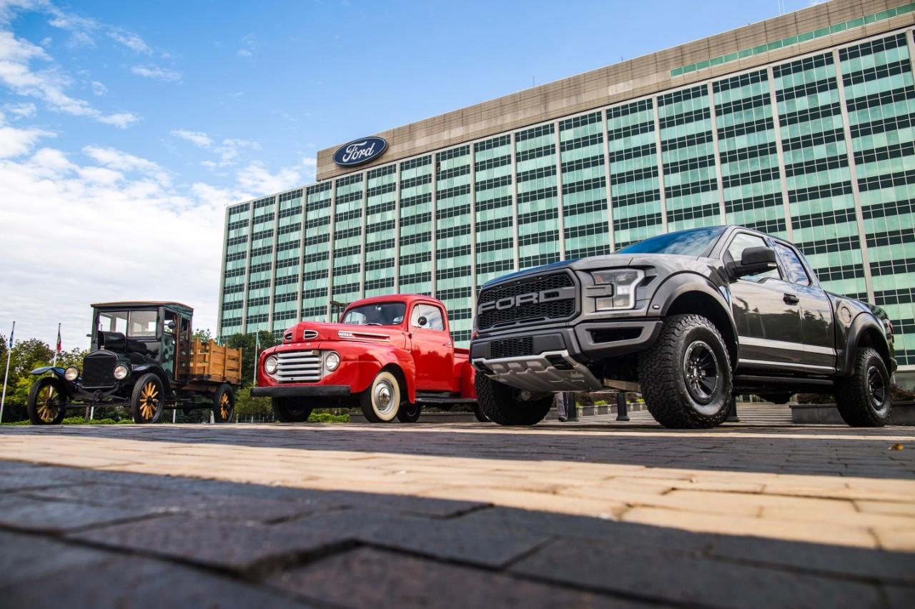 La historia de la exitosa Ford F-150